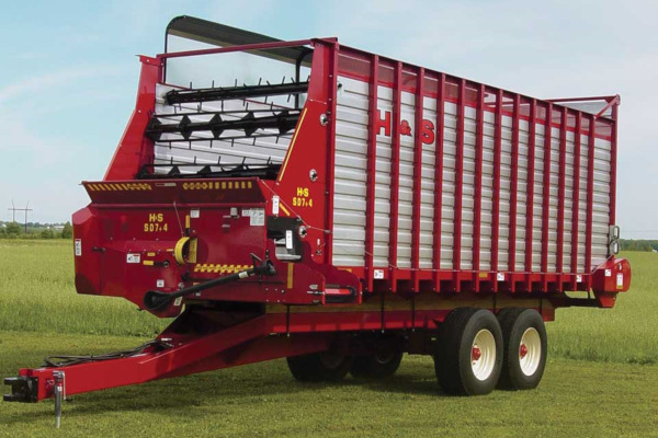 H&S | Super Duty Forage Boxes | Model 24' for sale at Red Power Team, Iowa