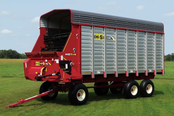 H&S | Xtracap Forage Boxes | Model Xtracap 21' for sale at Red Power Team, Iowa