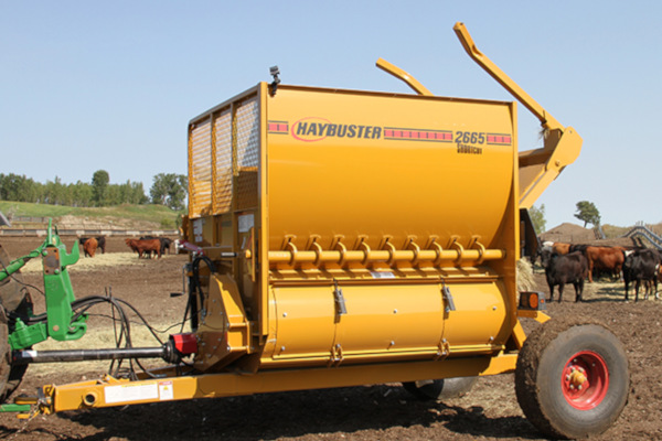 HayBuster | Bale Processors | Model 2665 Balebuster for sale at Red Power Team, Iowa