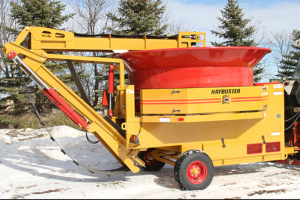 HayBuster | Tub Grinders | Model H-1000 Series II for sale at Red Power Team, Iowa