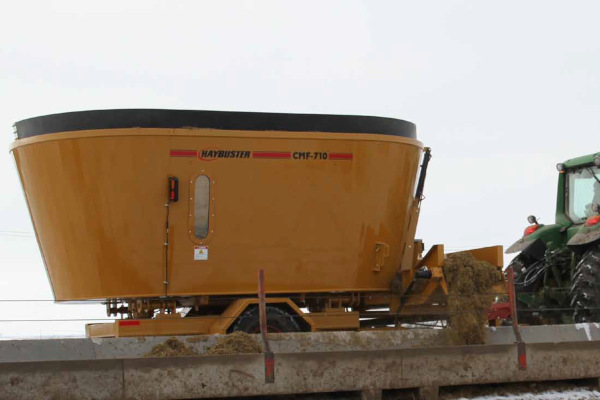 HayBuster CMF-710 for sale at Red Power Team, Iowa