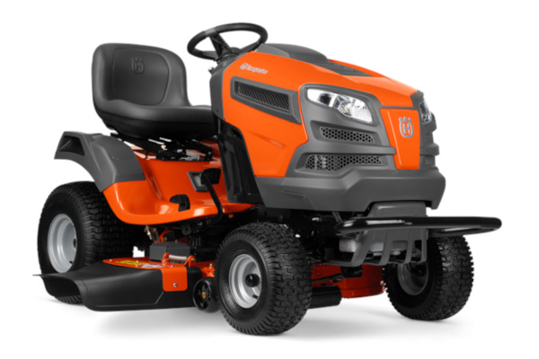 Husqvarna | Riding Lawn Mowers | Model YT42DXL -960 43 02-73 for sale at Red Power Team, Iowa