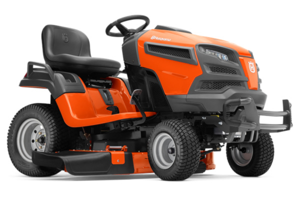 Husqvarna | Riding Lawn Mowers | Model YT42DXLS - 960 43 02-80 for sale at Red Power Team, Iowa