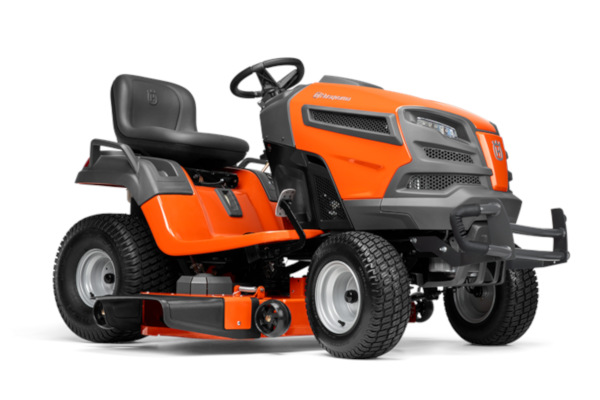 Husqvarna | Riding Lawn Mowers | Model YT48DXLS - 960 43 02-82 for sale at Red Power Team, Iowa