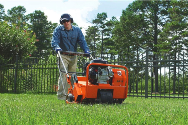 Husqvarna | Turf Care | Aerators for sale at Red Power Team, Iowa