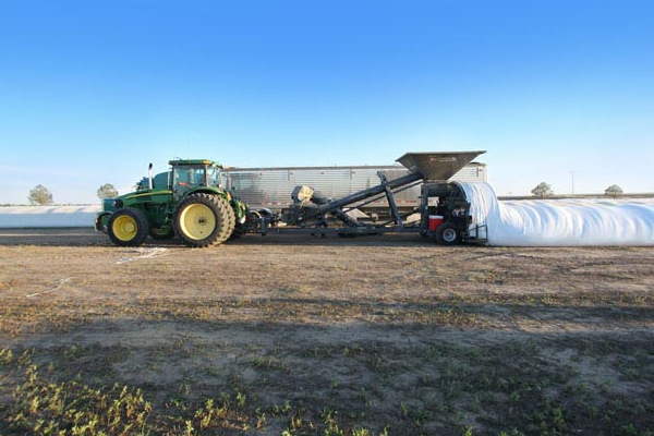 Loftness 10-Foot System Auger for sale at Red Power Team, Iowa