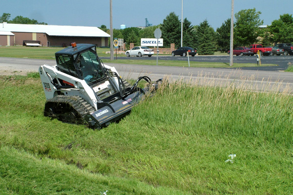 Loftness | Flail Mower | Skid Steer Mounted for sale at Red Power Team, Iowa
