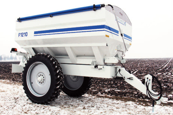 Loftness 12-Ton Fertilizer Spreader for sale at Red Power Team, Iowa