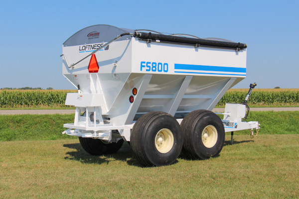 Loftness 8-Ton Fertilizer Spreader for sale at Red Power Team, Iowa