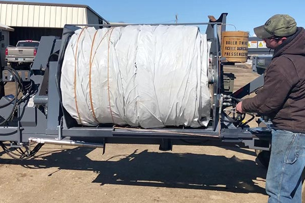 Loftness | Other Attachments | Grain Bag Baler for sale at Red Power Team, Iowa