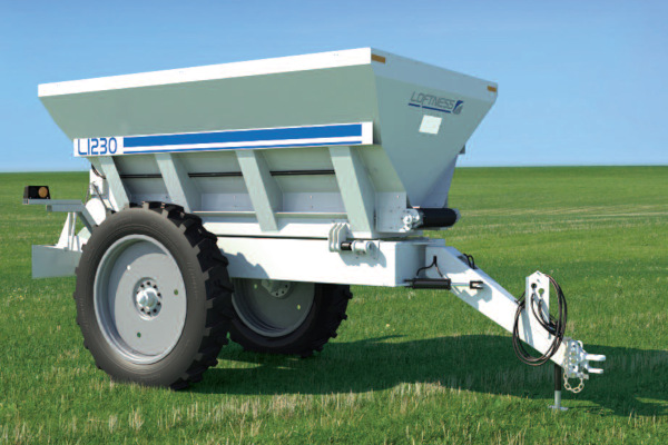 Loftness 12-Ton Lime/Fertilizer Spreader for sale at Red Power Team, Iowa