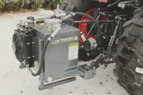 Loftness HPP20C for sale at Red Power Team, Iowa