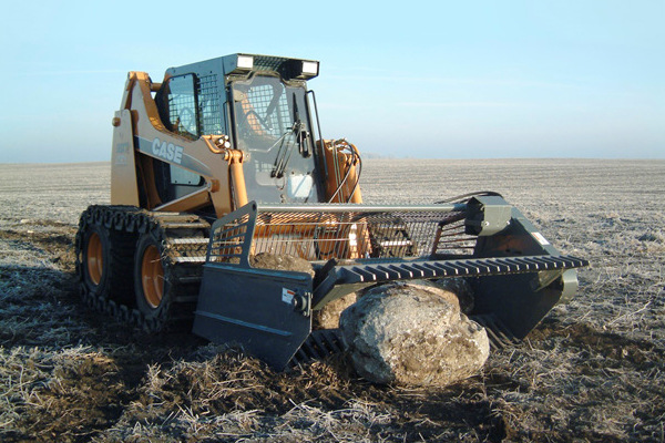 Loftness | Other Attachments | Rock Picker for sale at Red Power Team, Iowa