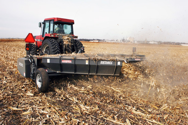 Loftness | Crop Shredders | Windrowers for sale at Red Power Team, Iowa