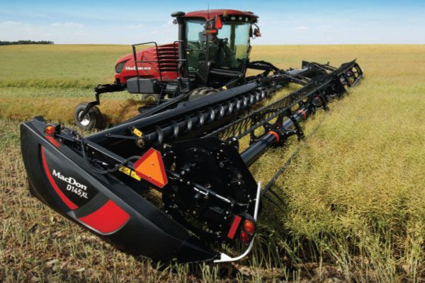 MacDon | Windrowers and Headers | D1XL Series Draper Header for sale at Red Power Team, Iowa