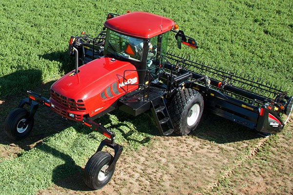 MacDon | Windrowers and Headers | D65 Windrower Draper Header for sale at Red Power Team, Iowa