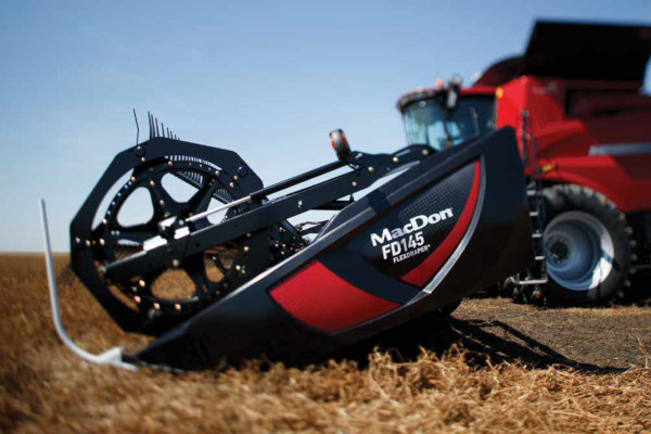 MacDon | Draper Headers for Combines | FD1 FlexDraper® Headers for sale at Red Power Team, Iowa