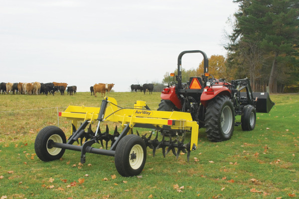 Salford Group | AerWay AW SERIES FOR HAY & PASTURE | Model AW060Q for sale at Red Power Team, Iowa