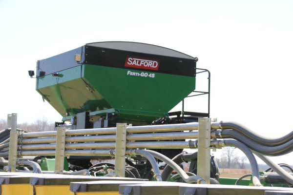 Salford Group | Implement Mount | FERTI-GO 4S, IMPLEMENT MOUNT GRANULAR APPLICATOR for sale at Red Power Team, Iowa