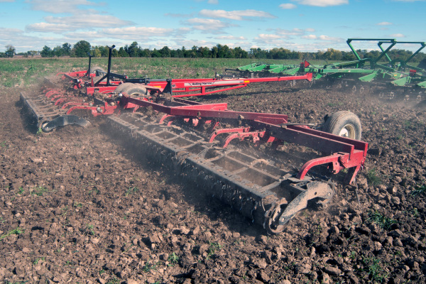 Unverferth | Rolling Harrow® Soil Conditioner | Model 1245D for sale at Red Power Team, Iowa