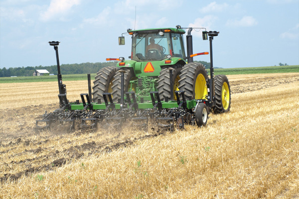 Unverferth | Seedbed Tillage | Ripper-Stripper® Strip-Till Subsoiler for sale at Red Power Team, Iowa