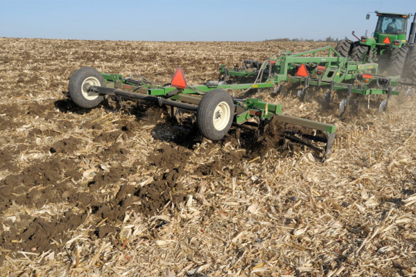 Unverferth | Primary Tillage | Rolling Leveler for sale at Red Power Team, Iowa