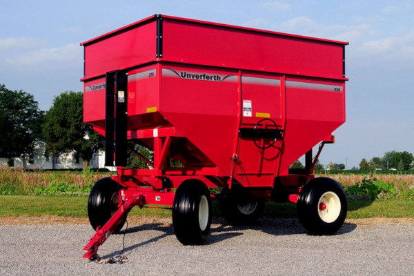 Unverferth | Grain Handling | Gravity Boxes for sale at Red Power Team, Iowa