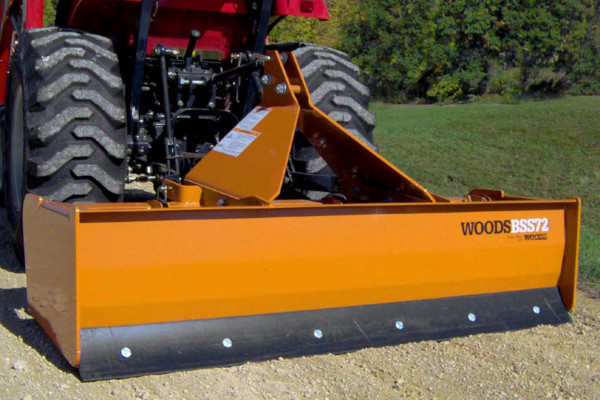 Woods BSS60 for sale at Red Power Team, Iowa