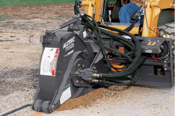 Woods | Skid Steer Attachments | Pavement Saws for sale at Red Power Team, Iowa