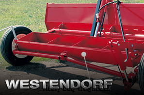 We work hard to provide you with an array of products. That's why we offer Westendorf for your convenience.