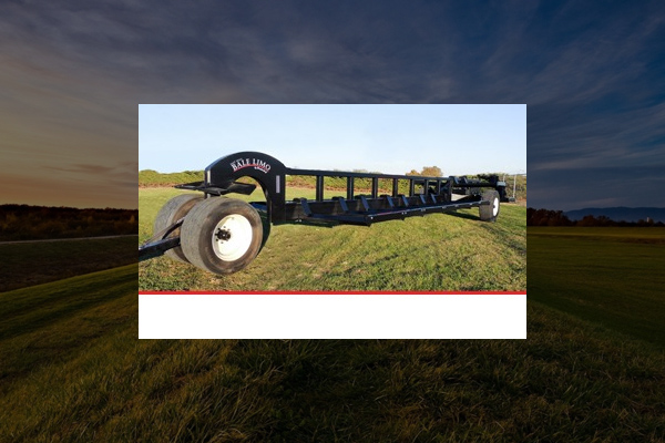 Westendorf BW-220 HAY MAN BALE LIMO for sale at Red Power Team, Iowa