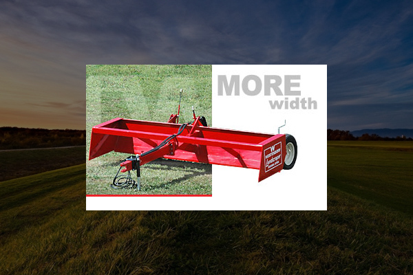 Westendorf | Products | Landscrapers for sale at Red Power Team, Iowa
