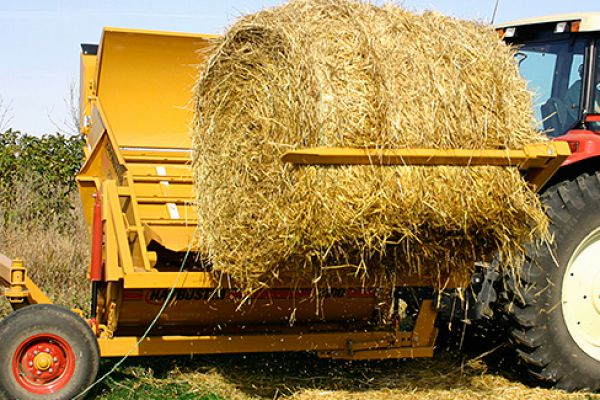 HayBuster | Bale Processors | Model 2100 Balebuster for sale at Red Power Team, Iowa