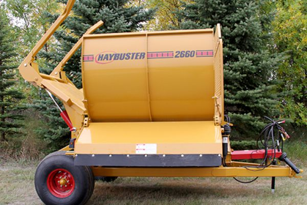 HayBuster | Bale Processors | Model 2660 Balebuster for sale at Red Power Team, Iowa