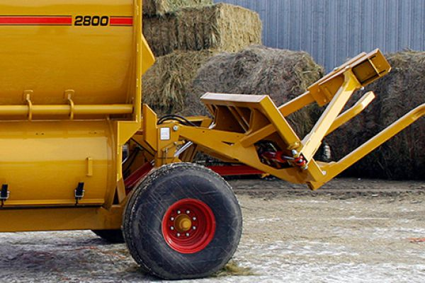 HayBuster | Bale Processors | Model 2800 Balebuster for sale at Red Power Team, Iowa