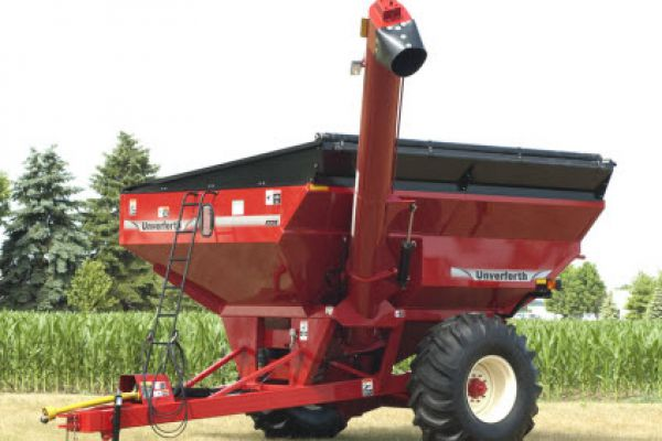Unverferth | Mid Size Corner-Auger Grain Carts | Model 5225 for sale at Red Power Team, Iowa
