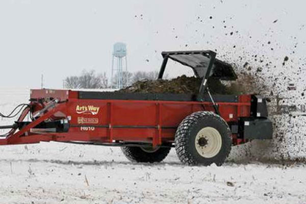 Art's Way R810 Manure Spreader for sale at Red Power Team, Iowa