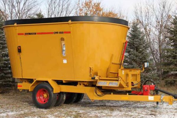 HayBuster | Vertical Mixers / Cutter-Mixer-Feeder | Model CMF-590 for sale at Red Power Team, Iowa
