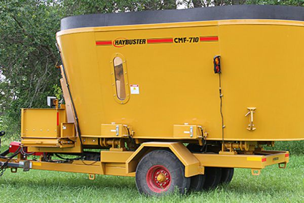 HayBuster | Vertical Mixers / Cutter-Mixer-Feeder | Model CMF-710 for sale at Red Power Team, Iowa