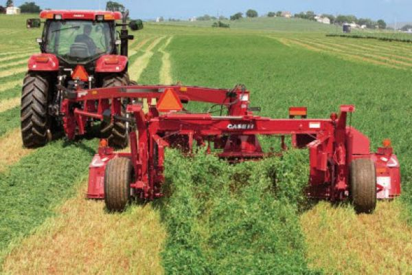 Case IH | Disc Mower Conditioners | Model DC162 for sale at Red Power Team, Iowa