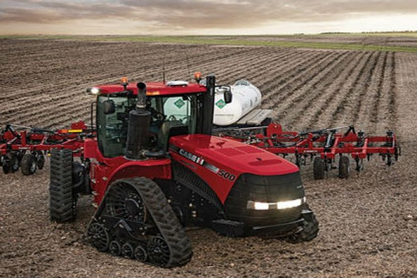 Case IH | Steiger® Series | Model Steiger 500 Rowtrac for sale at Red Power Team, Iowa