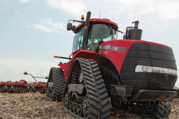 Case IH | Steiger® Series | Model Steiger 370 Rowtrac for sale at Red Power Team, Iowa