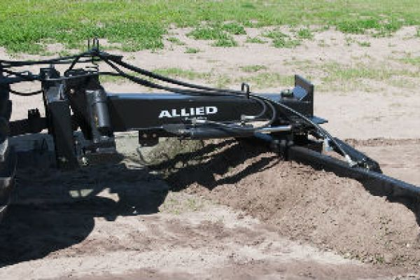 Farm King | Commercial Equipment | Rear Blades for sale at Red Power Team, Iowa