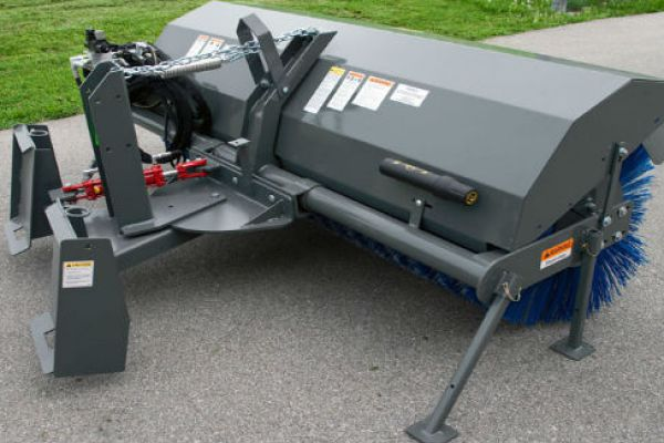 Farm King | Rotary Sweep Skid Steer Mount | Model 6032PS for sale at Red Power Team, Iowa