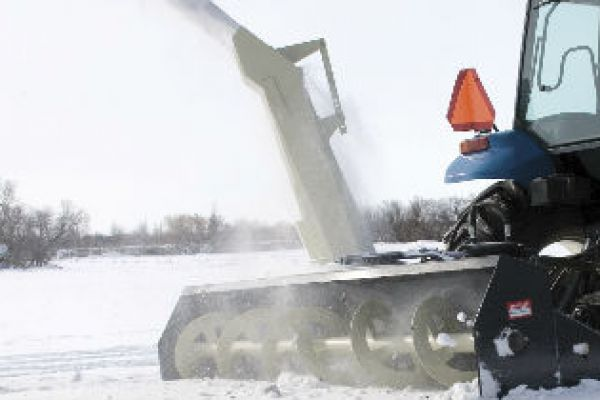 Farm King | Commercial Equipment | Snowblower for sale at Red Power Team, Iowa