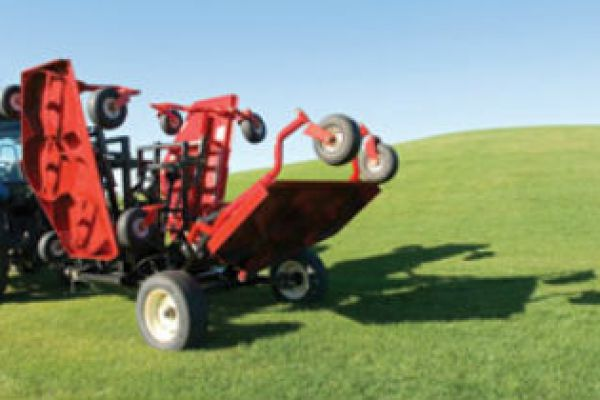 Farm King | Commercial Equipment | Triplex Finishing Mower for sale at Red Power Team, Iowa