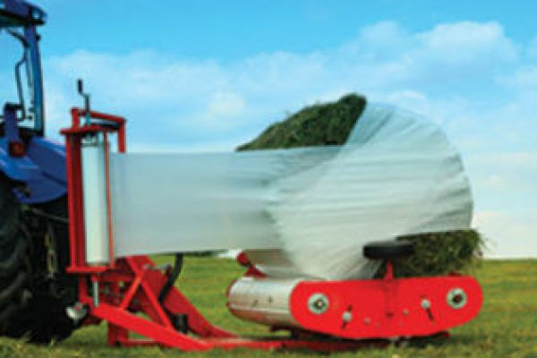 Farm King | Hay Tools | Bale Wrapper for sale at Red Power Team, Iowa