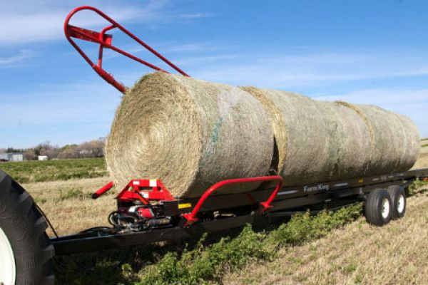 Farm King | Round Bale Carrier | Model 1450 for sale at Red Power Team, Iowa