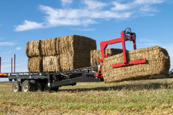 Farm King | Hay Tools | Square Bale Carrier for sale at Red Power Team, Iowa