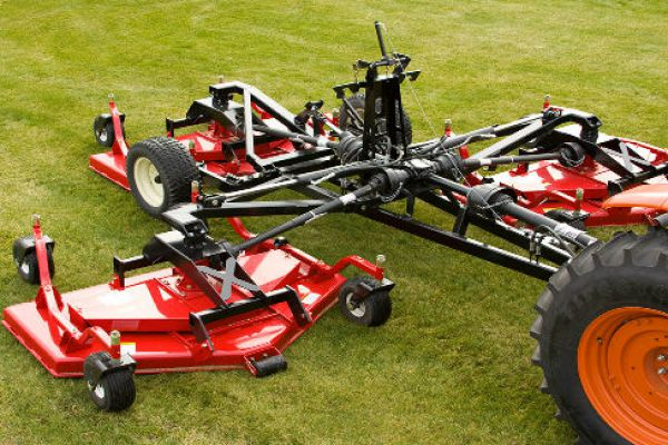 Farm King | Triplex Finishing Mower | Model 550 for sale at Red Power Team, Iowa